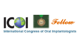 Fellow of ICOI – International Congress of Oral Implantologists